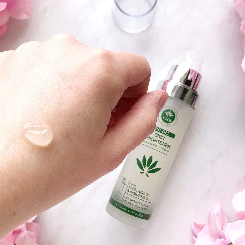 Swatch of PHB Ethical Beauty Bio-Gel Skin Brightener