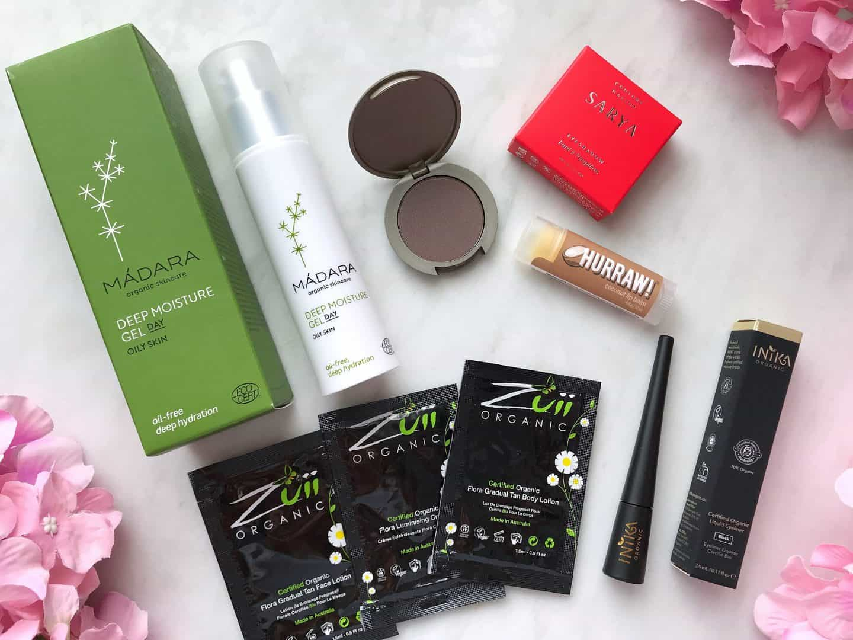 March Love Lula Beauty Box Contents