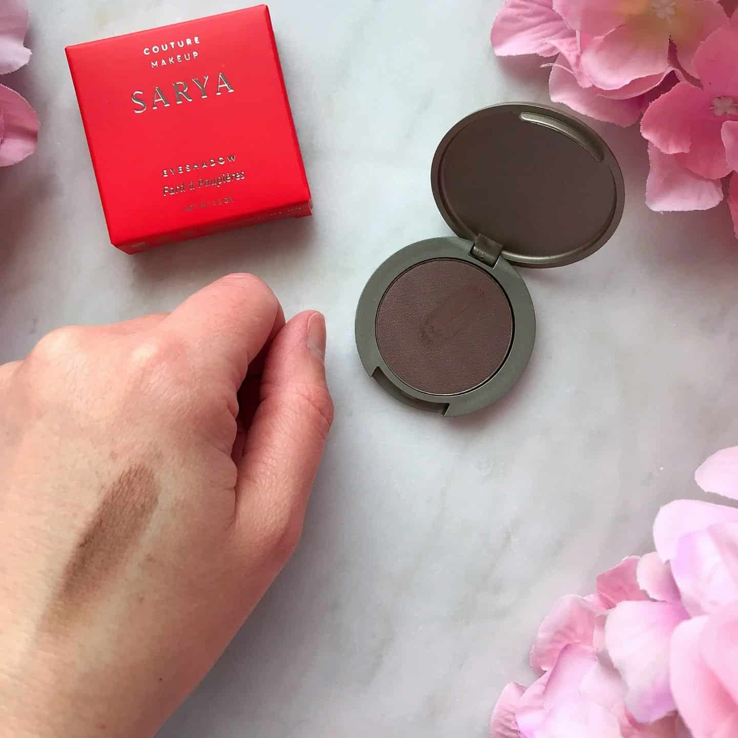 Sarya Couture Makeup Mocha Eyeshadow from the March Love Lula Beauty Box