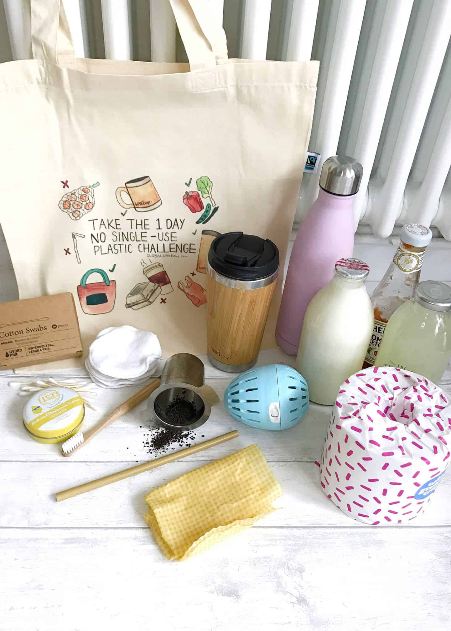 Will you complete The 1 Day No Single-Use Plastic Challenge?