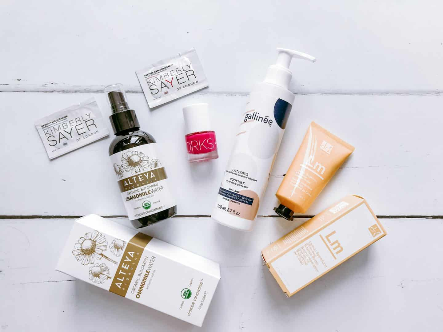 {Ad-Gifted} April Love Lula Beauty Box Review