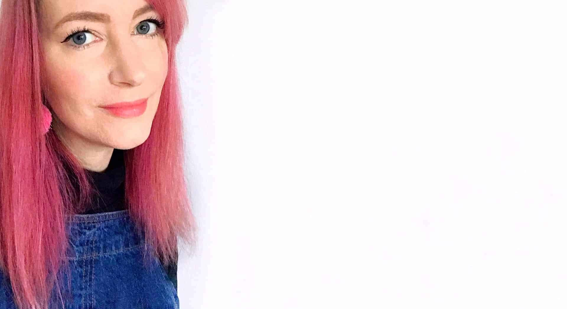 How to keep your hair pink without adding loads of chemicals