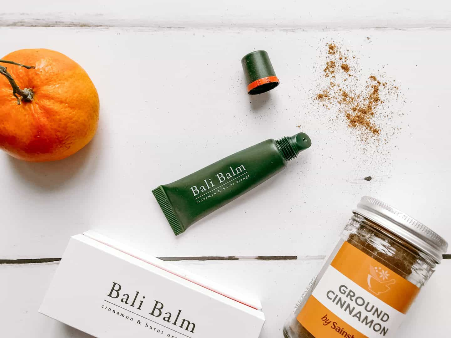 The Loveliest Luxury Natural Lip Balm from Bali Balm