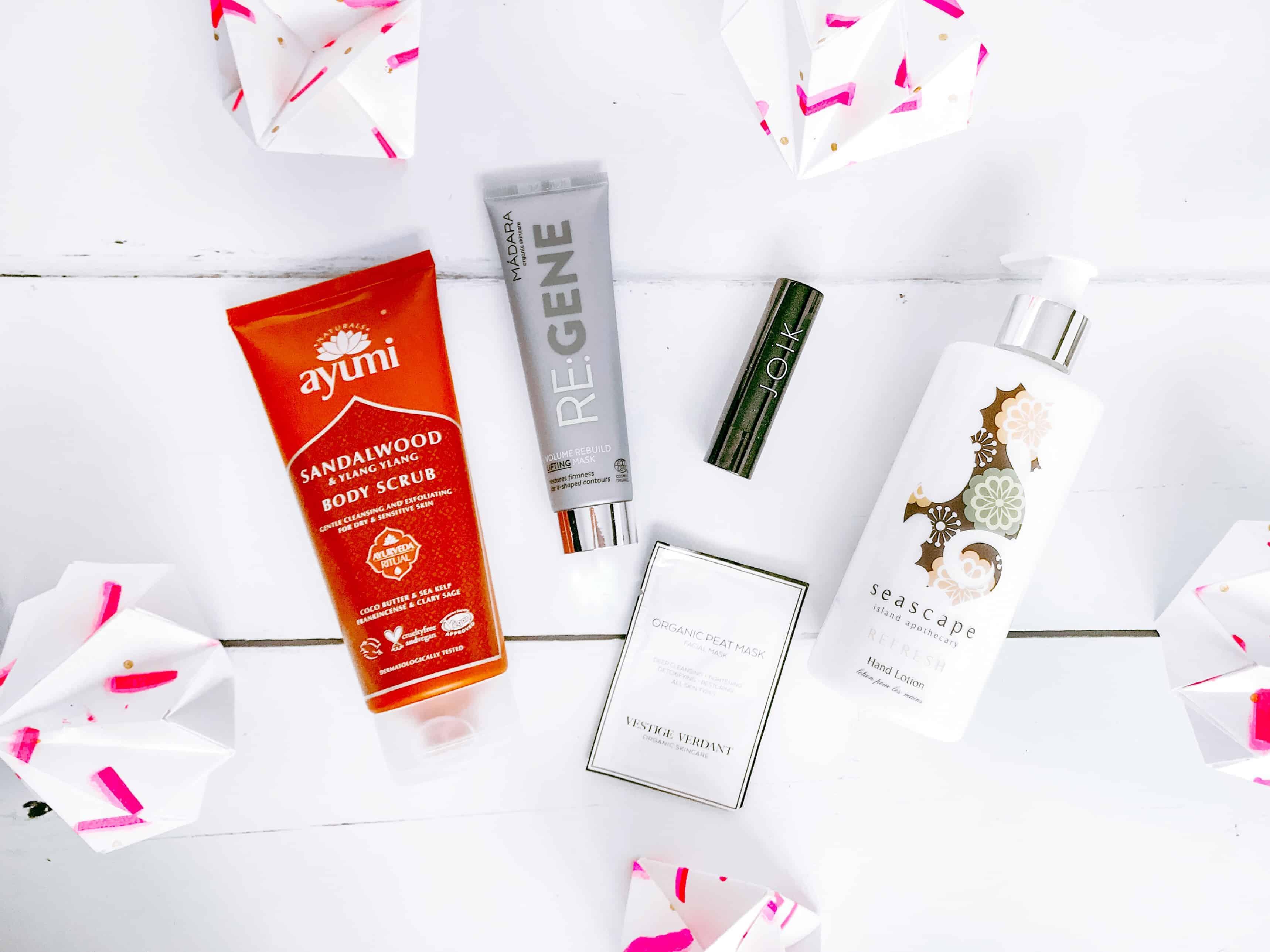 May Love Lula Natural Beauty Box Review 2019