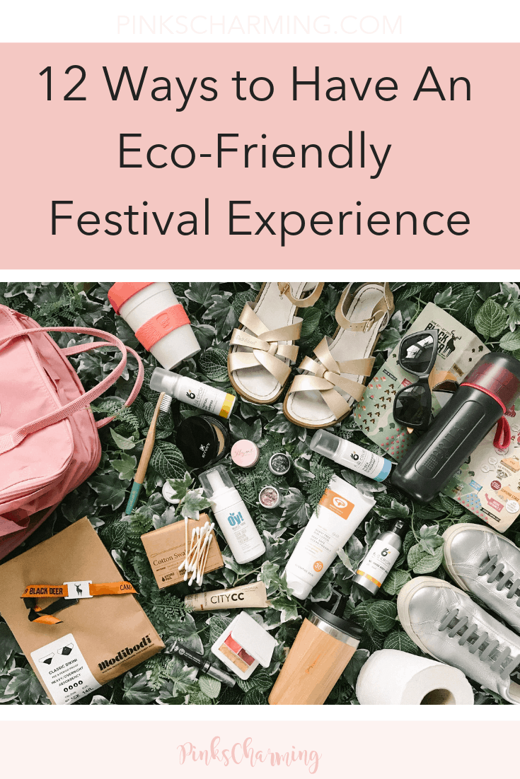 12 ways to have an eco-friendly festival experience