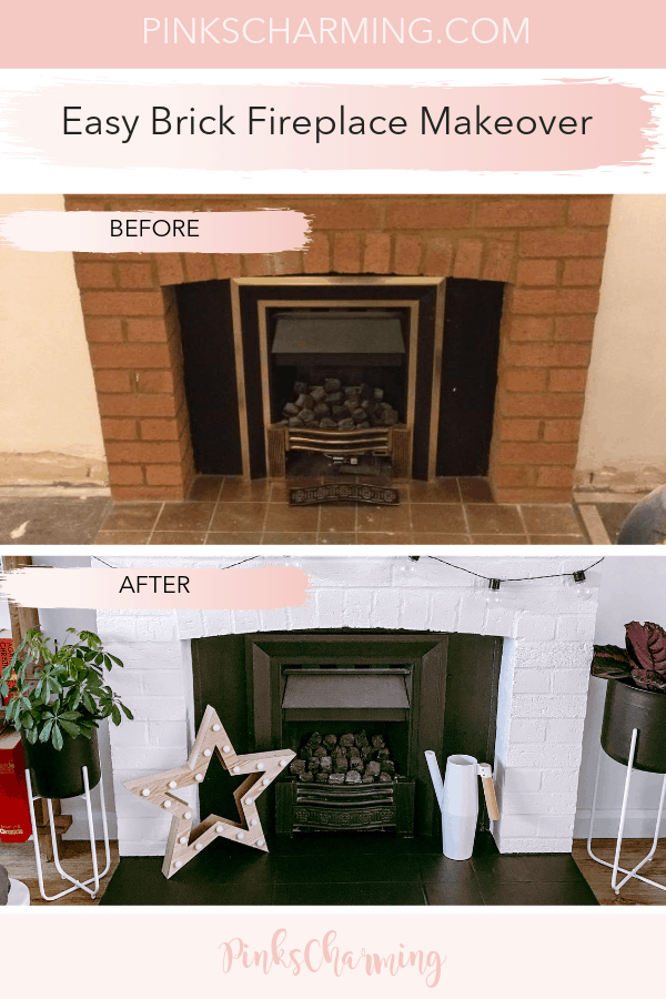 How-to-easily-makeover-your-brick-fireplace-using-paint