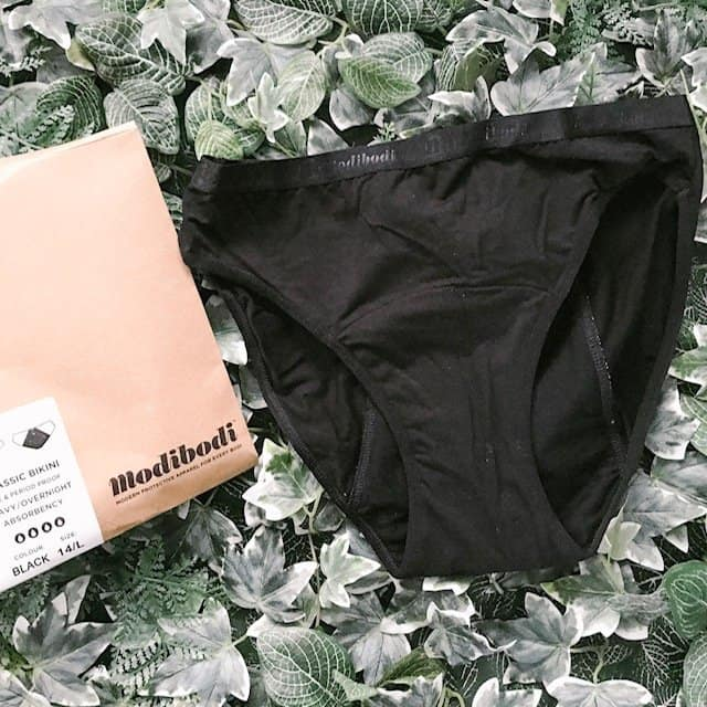 Modibodi period pants
