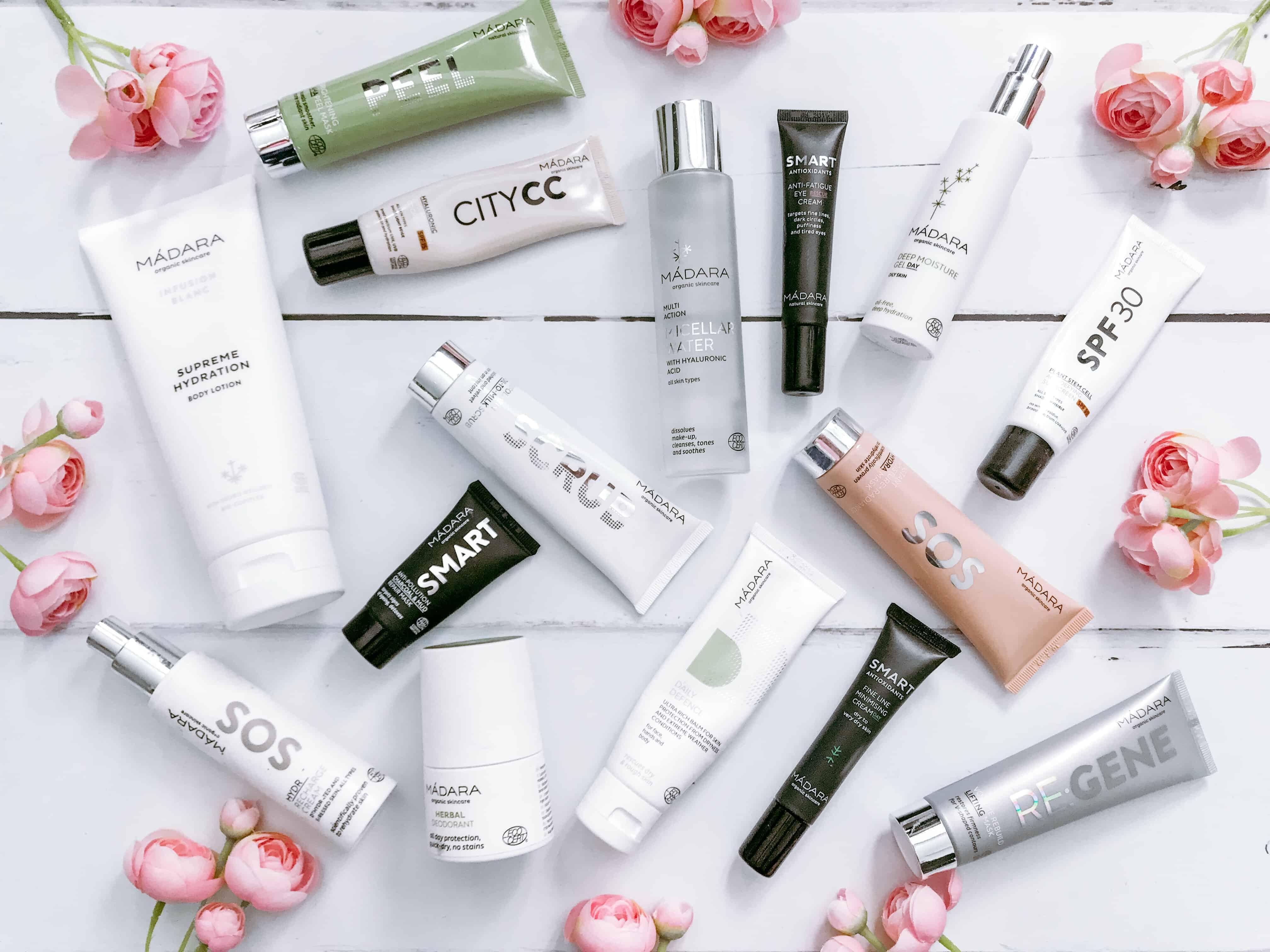Natural Brand Focus: Madara Organic Skincare Review