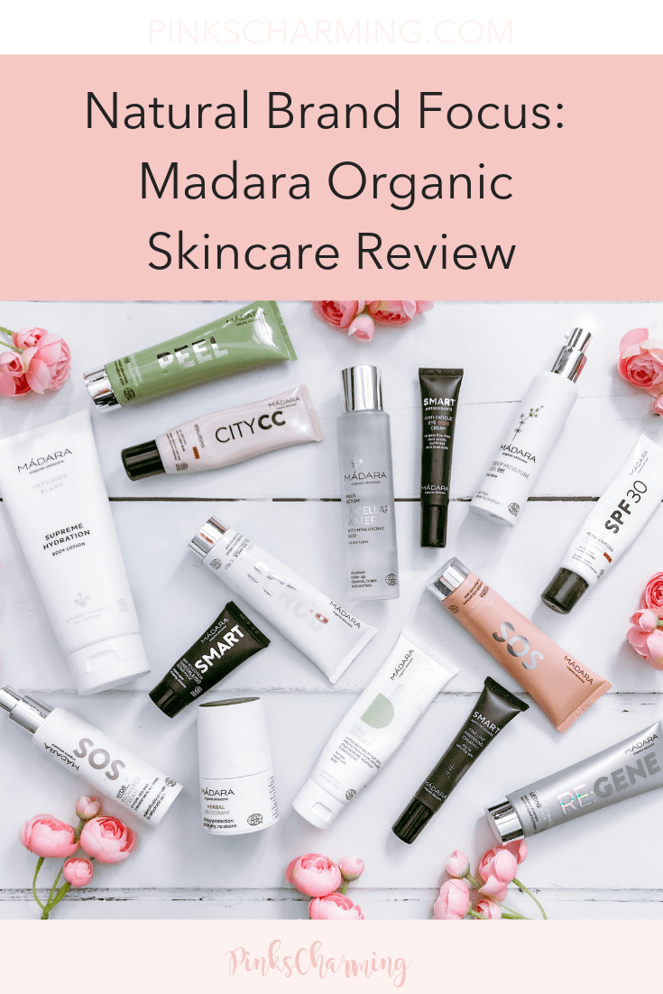 Natural Brand Focus: Madara Organic Skincare Review