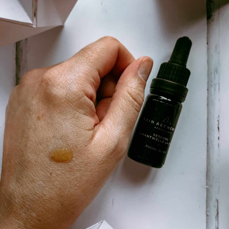Skin Alchemist Apothecary Facial Elixir Swatch