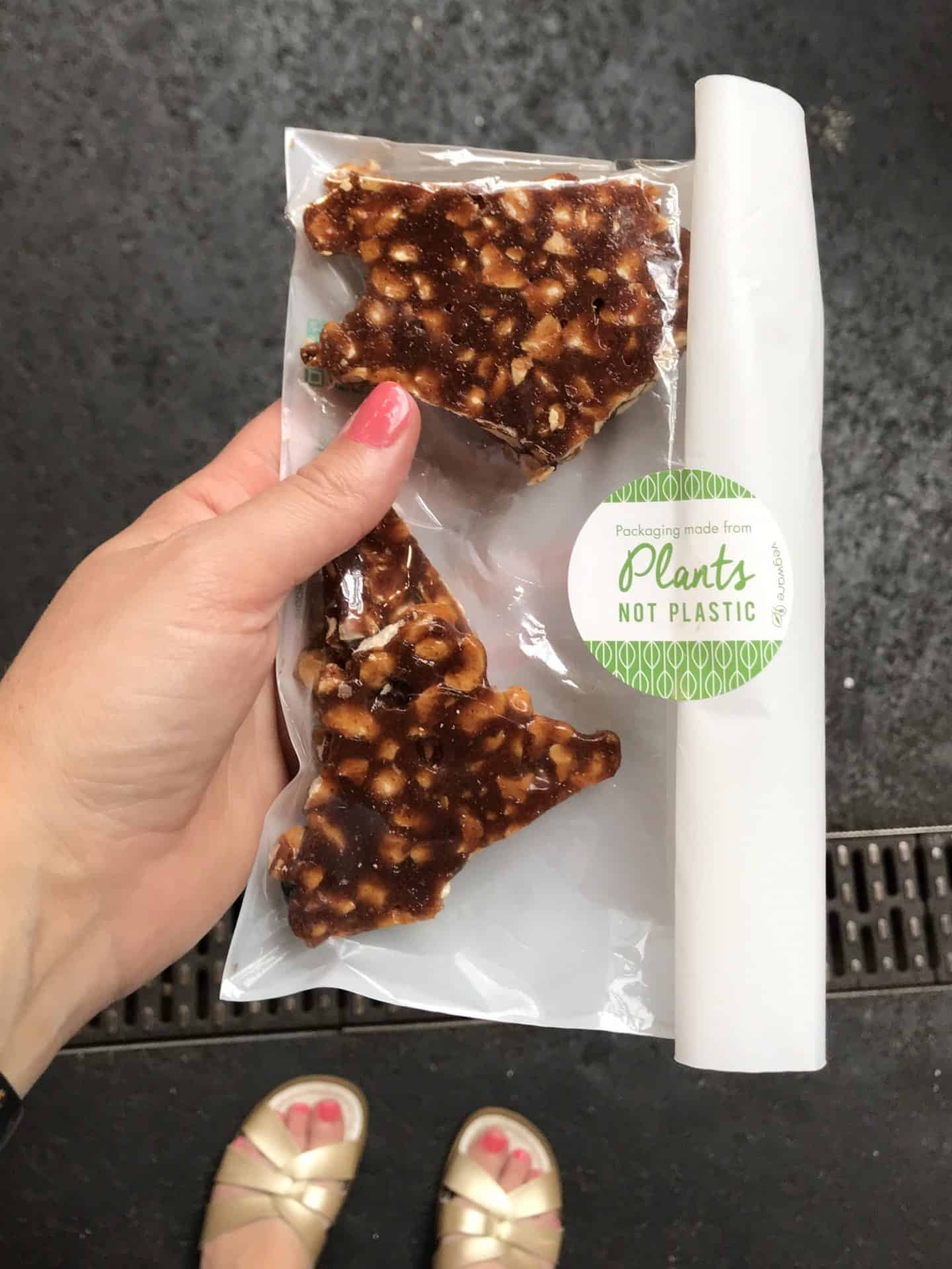 Delicious treats in plastic-free packaging from Borough Market