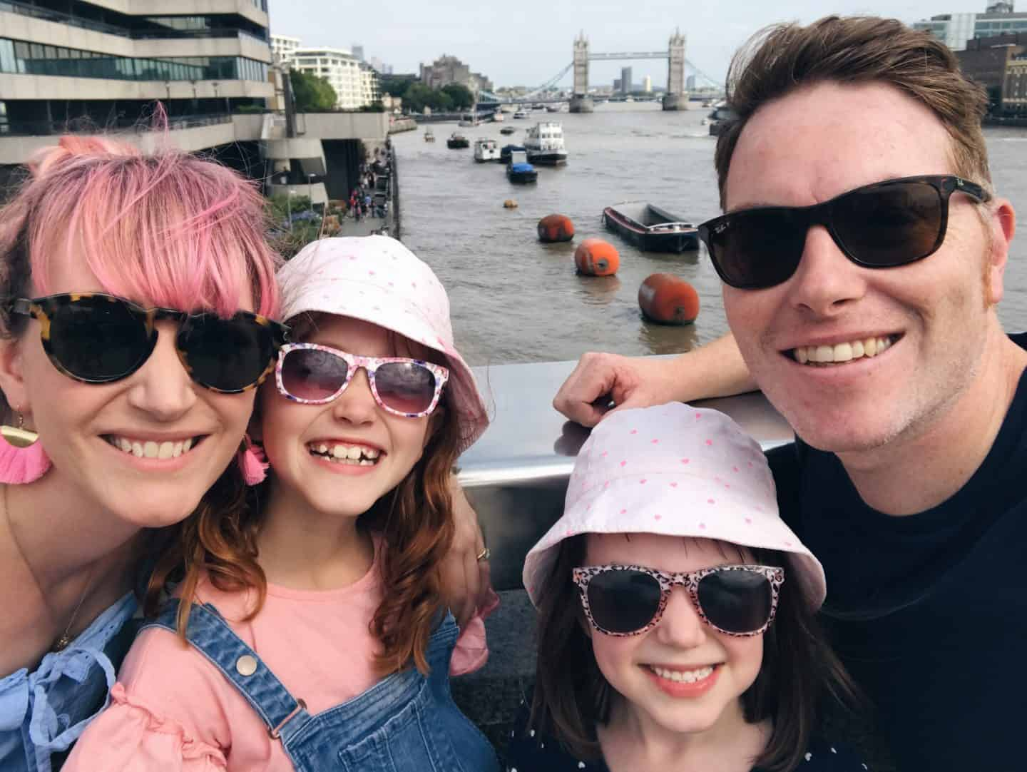 How to spend a weekend in London with kids