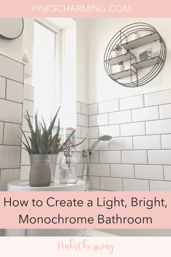 How to create a light, bright, minimal bathroom that stands the test of time.