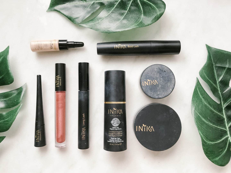 Inika Organic Make-up Natural Brand Focus