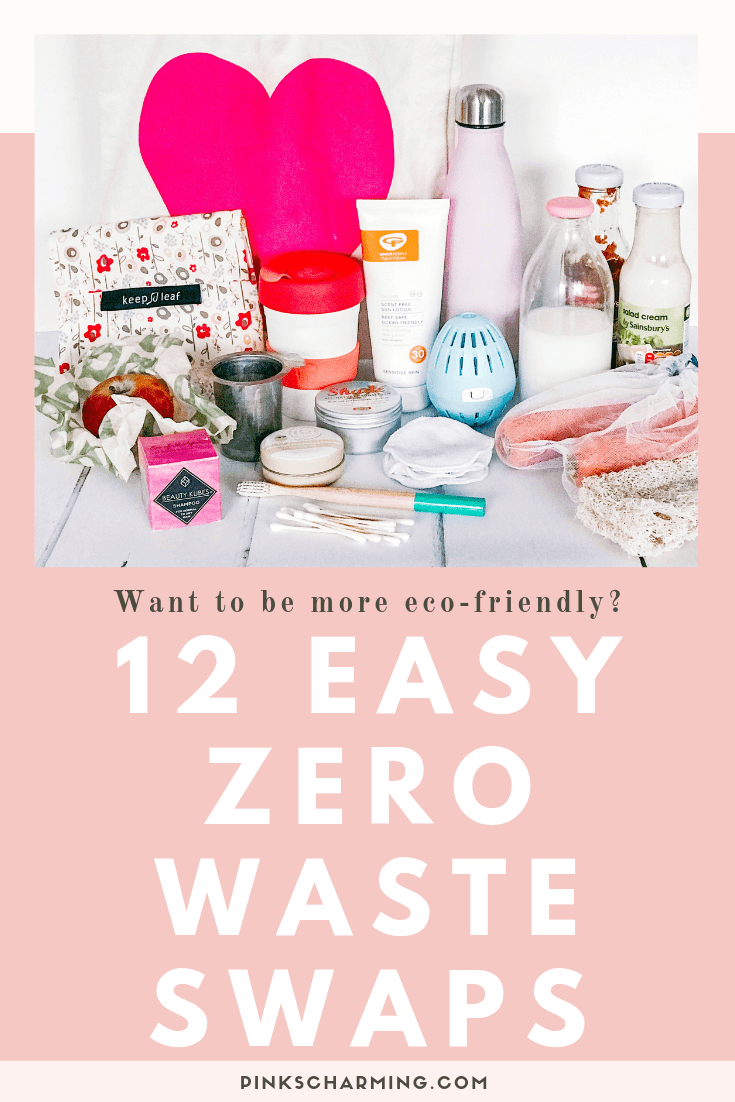 12 Easy Zero Waste Swaps to Help You Be Eco-Friendly, Every Day
