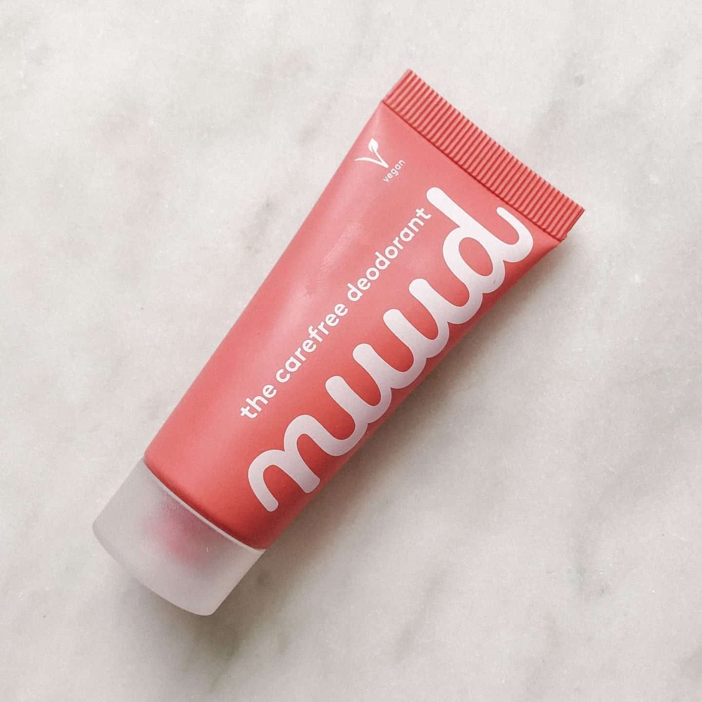 Nuud Zero Waste Natural Deodorant Review