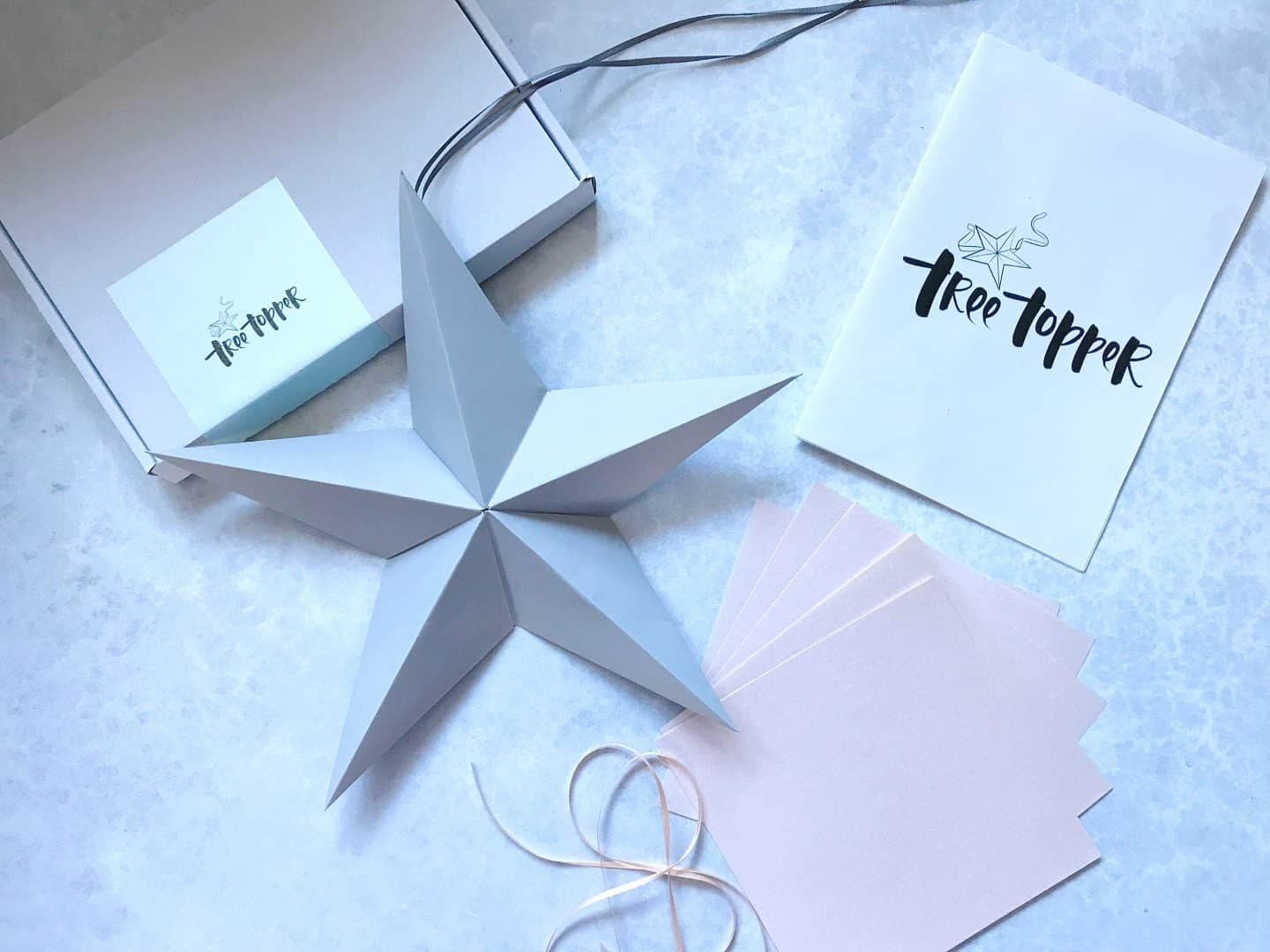 Origami star kit from Origami-Est