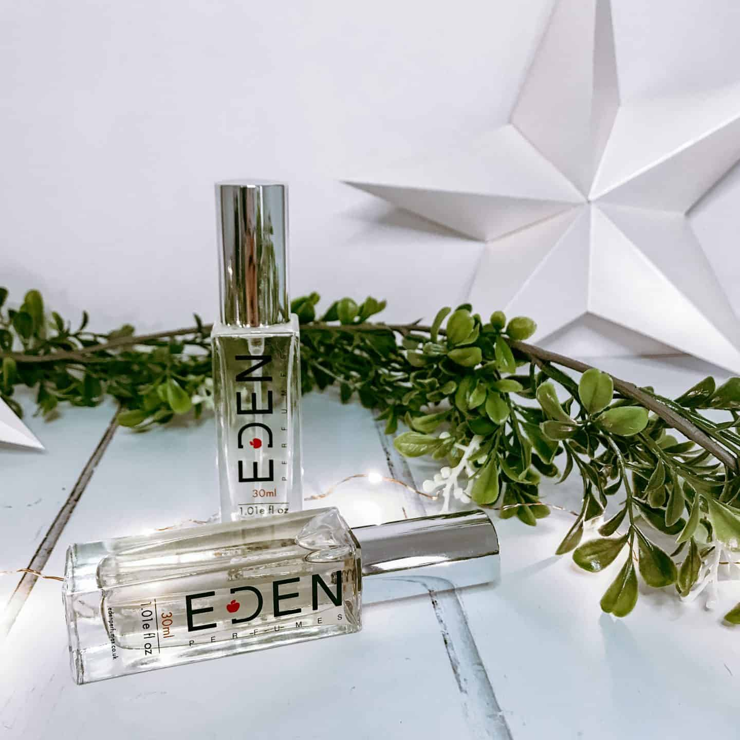 Eden eco friendly vegan fragrances