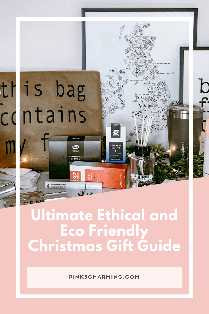 Ultimate Ethical and Eco Friendly Christmas Gift Guide