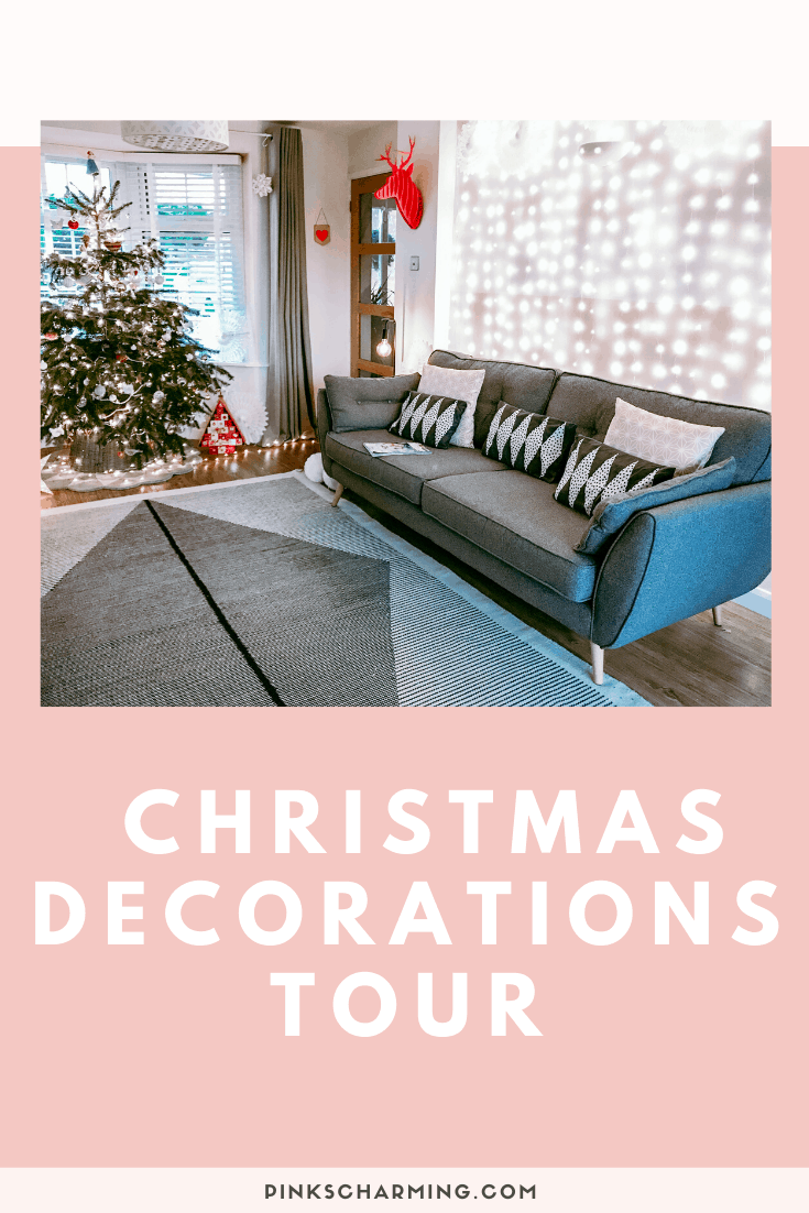 A TOUR OF OUR CHRISTMAS DECORATIONS