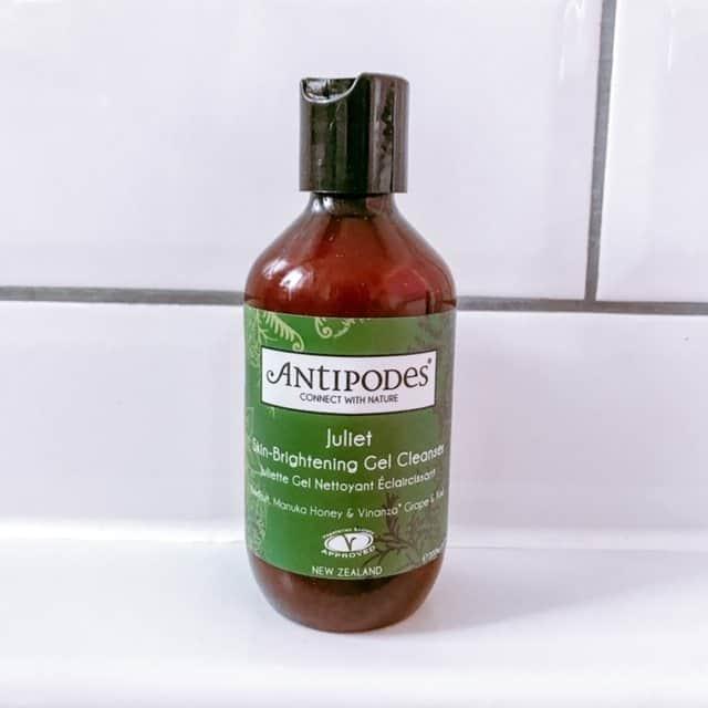 Antipodes Juliet Skin-Brightening Gel Cleanser