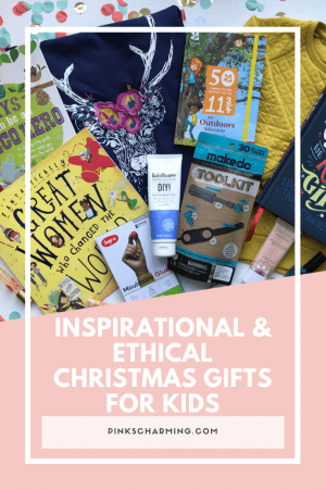 Spark Their Imagination with Inspirational and Ethical Gifts for Kids