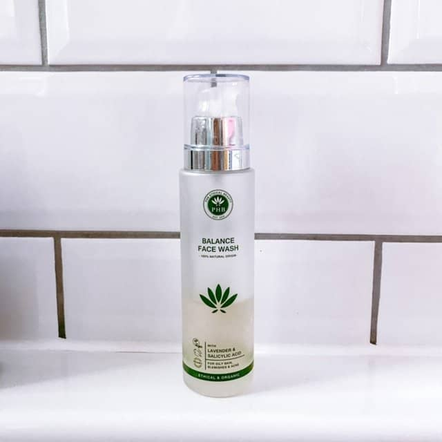 PHB Ethical Beauty Balance Face Wash