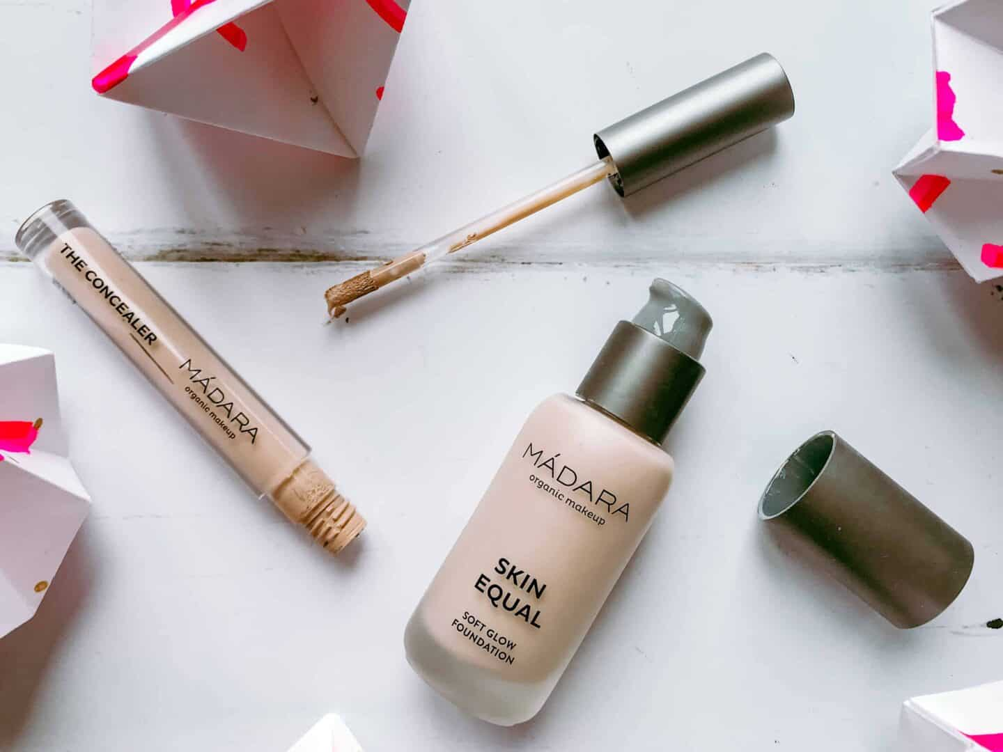Madara Foundation and Concealer Review
