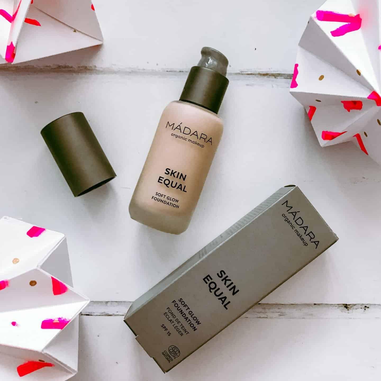 Madara Skin Equal Soft Glow Foundation Review
