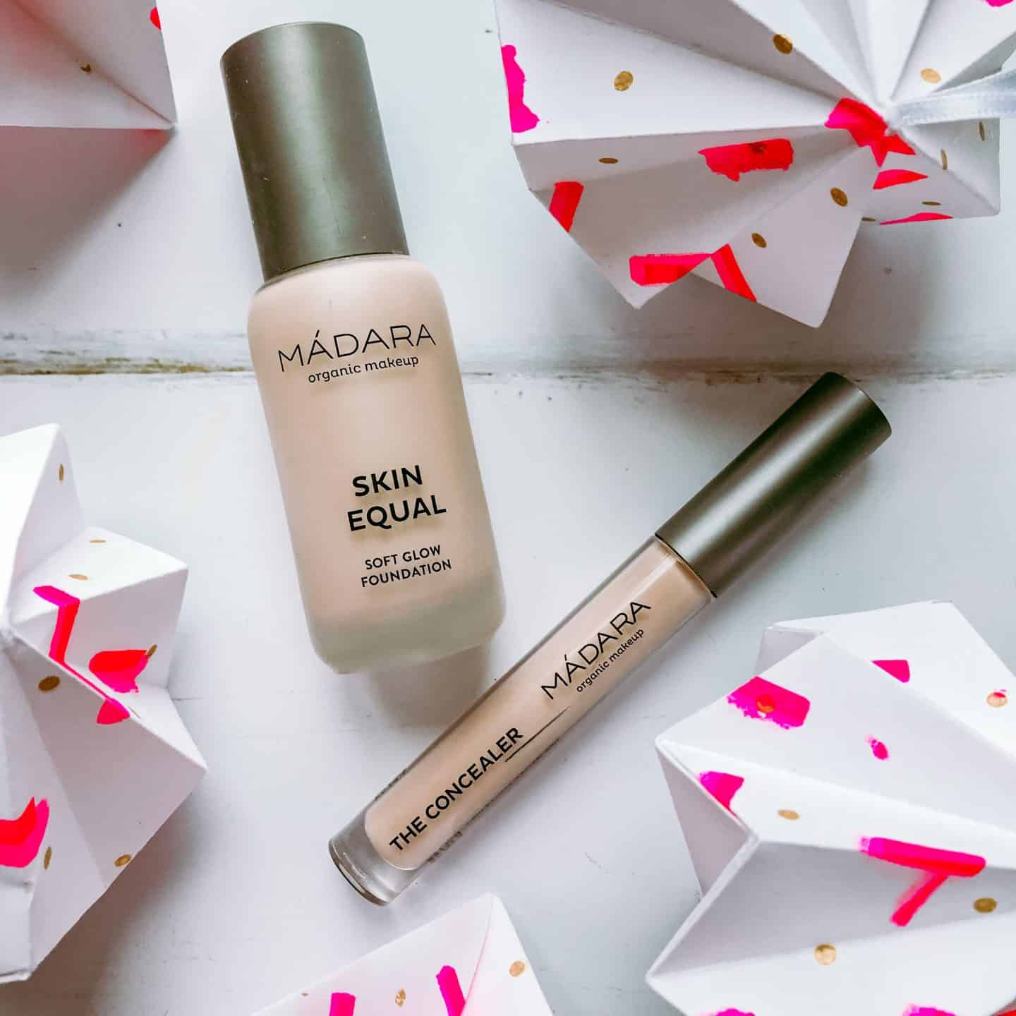 Madara Skin Equal Soft Glow Foundation and The Concealer Review