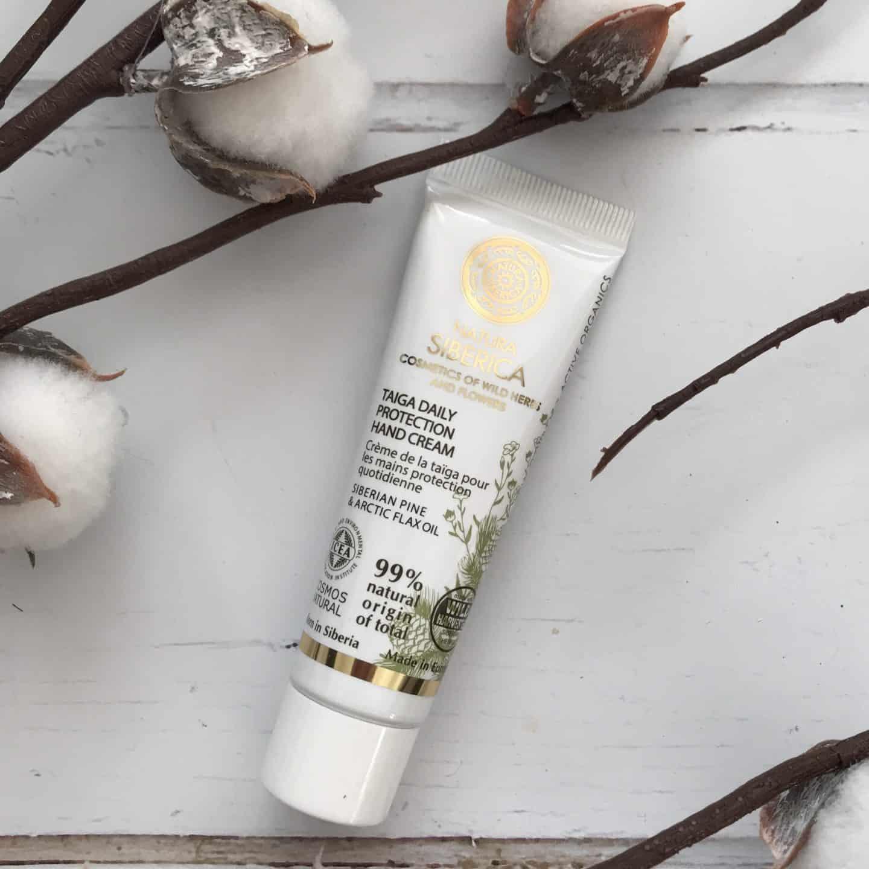 Natura Siberica Taiga Daily Protection Hand Cream review